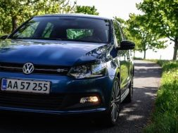 VW Polo Blue GT test