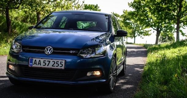 Test: VW Polo BlueGT