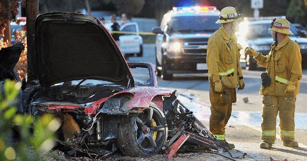 Fast & Furious-stjerne død i biluheld
