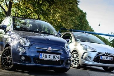 Fiat 500C vs. Citroen DS3 Cabrio
