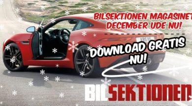 Bilsektionen Magasinet december