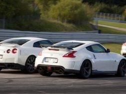 Nissan GT-R og 370Z Nismo