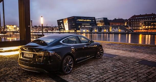 Test: Tesla Model S