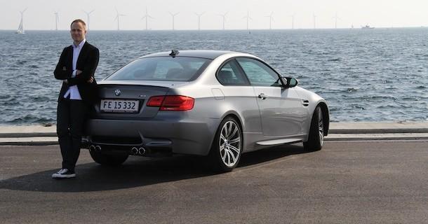 Interview: Thomas Søgaard – BMW M3
