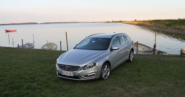 Test: Volvo V60 D3 Momentum