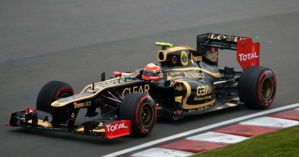 Saxo Bank går ind i Formel 1