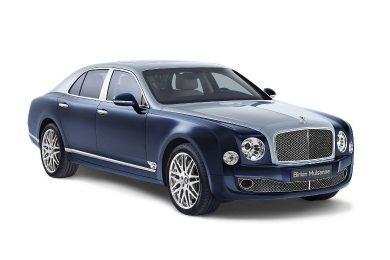 Bentley Mulsanne Birkin