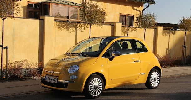 Test: Fiat 500 0.9 TwinAir Lounge