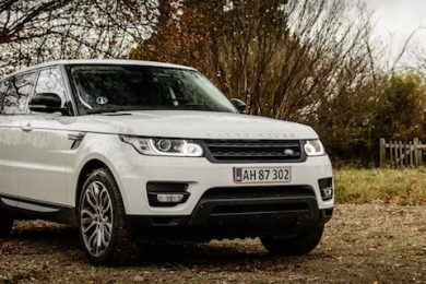 Range Rover Sport test