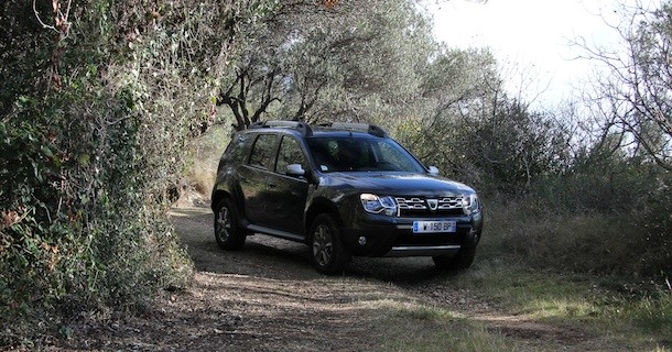 First drive: Dacia Duster