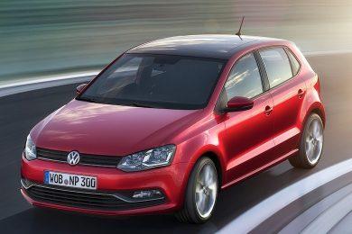 Den faceliftede VW Polo