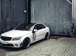 mercedes c63 amg kicherer test