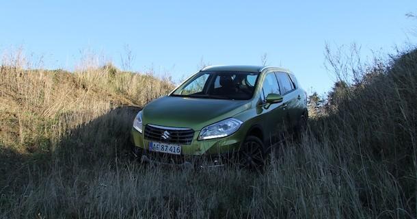 Test: Suzuki S-Cross diesel