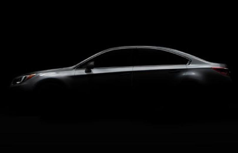 Forsmag på den næste Subaru Legacy