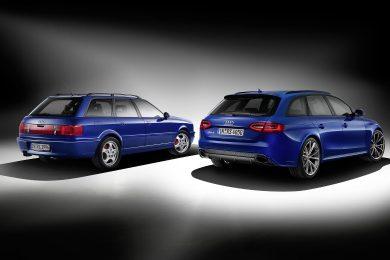 Audi RS4 Avant Nogaro Edition