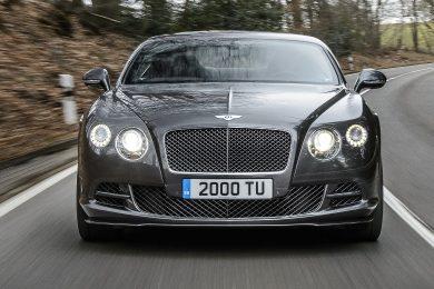 Bentley GT Speed 2014