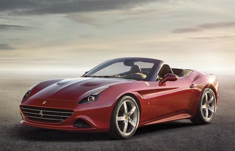 Verdenspremiere på Ferrari California T