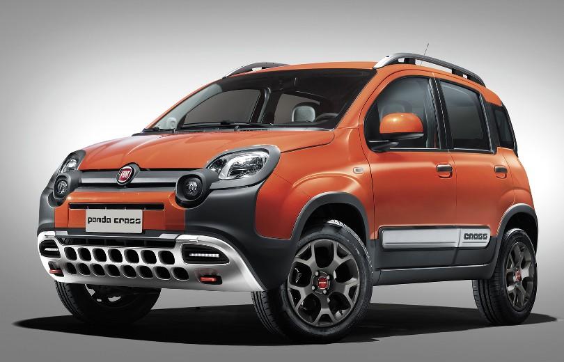 Fiat introducerer Panda Cross