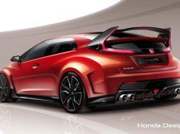 Honda Civic Type R koncept