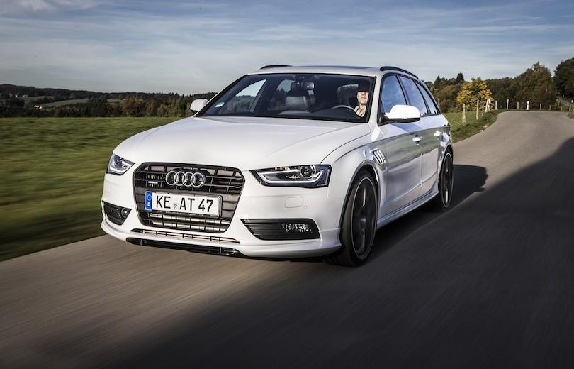 Få 30 % flere hk i Audis 2.0 TFSI!