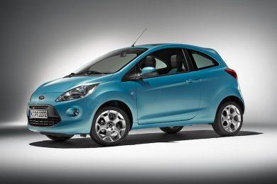 Ford Ka til 60.000 kr.