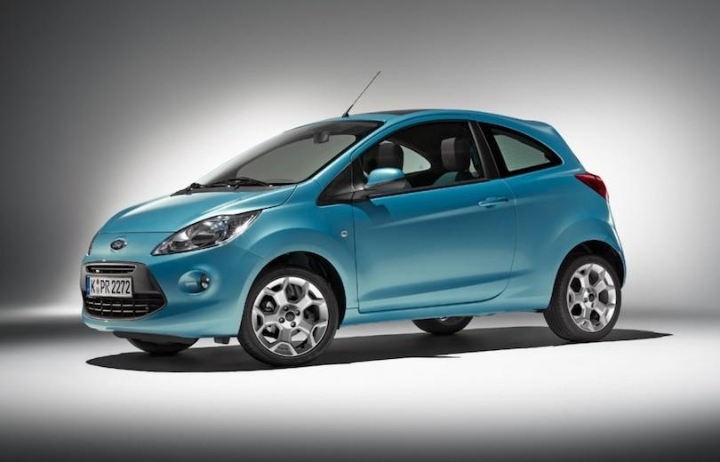 Ford Ka til kun 60.000 kr!