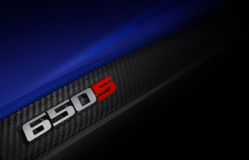 Ny McLaren 650S på vej