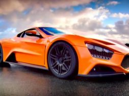 Zenvo i Top Gear