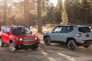 Ny Jeep Renegade