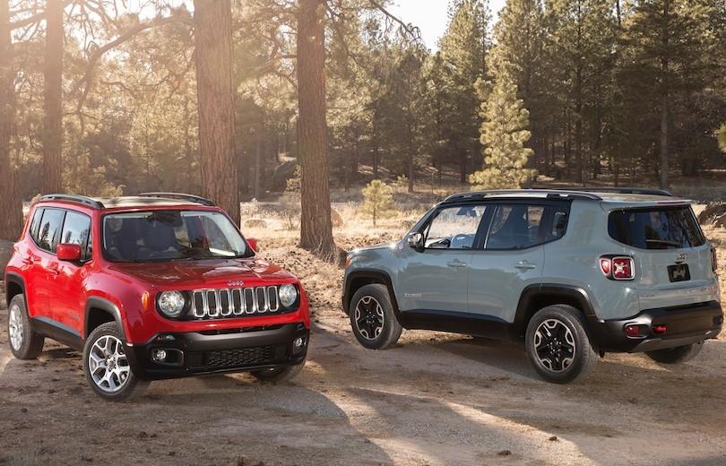 Jeep med mini-SUV