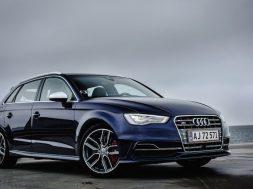 Audi S3 test