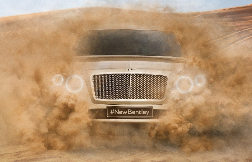 Bentley varsler ny SUV