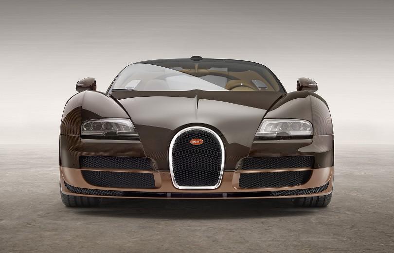 Endnu en særudgave af Bugatti Veyron