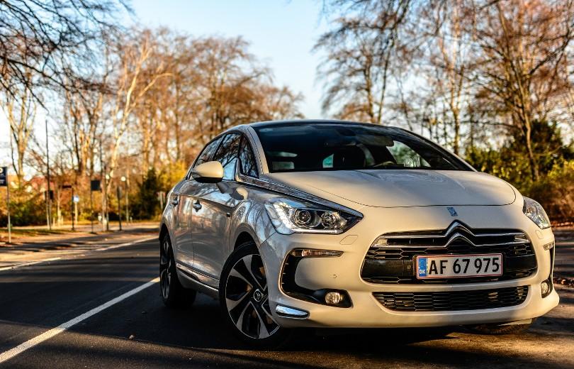 Test: Citroën DS5 Hybrid4