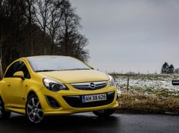 Opel Corsa Turbo Sport Edition