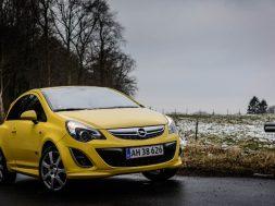 Opel Corsa Turbo Sport Edition