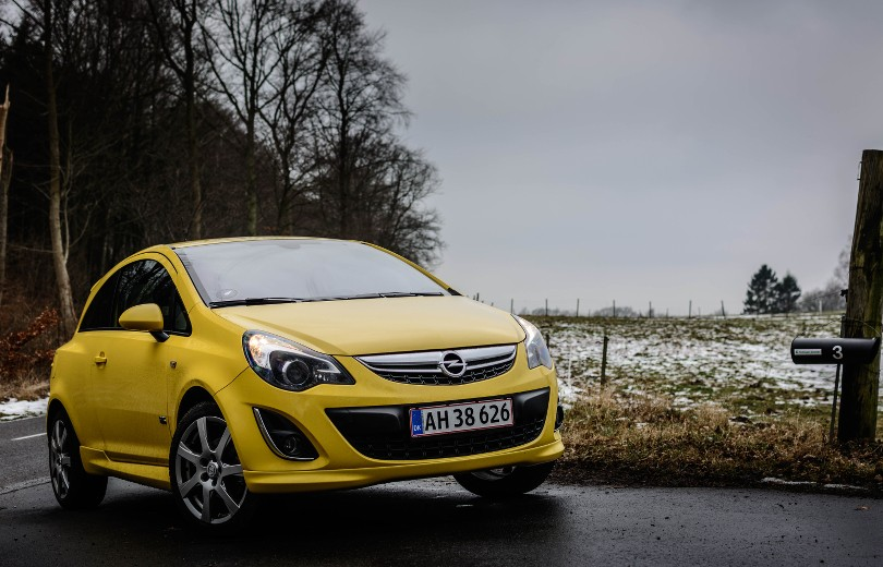 Test: Opel Corsa 1.4 Turbo Sport Edition