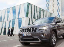 Jeep er tilbage i Danmark