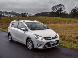 Toyota Verso leasing