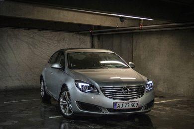 Opel Insignia 2.0 CDTI test