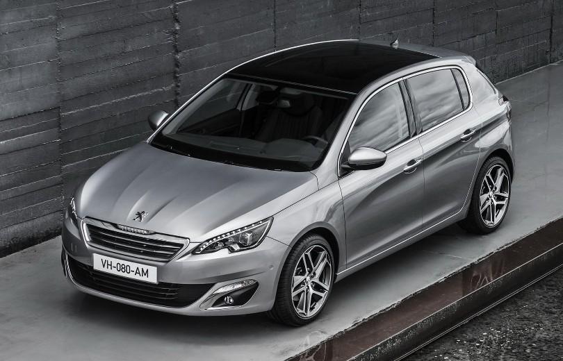 Peugeot 308 er årets bil i Europa