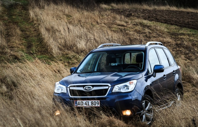 Test: Subaru Forester 2.0D XE