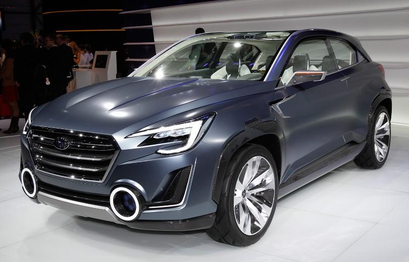 Subaru klargør mindre diesel-boxer