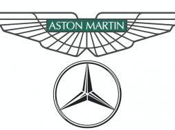 Aston Martin og Mercedes