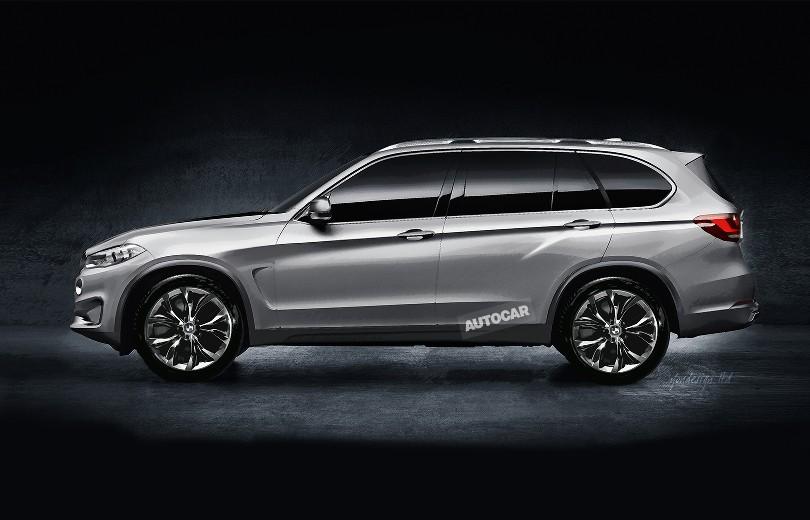 BMW bekræfter en kommende X7