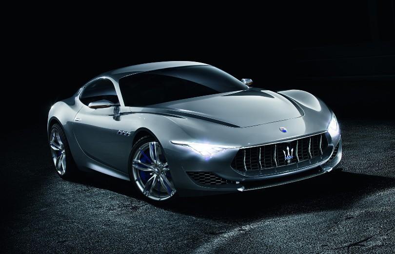 Maseratis afløser til GranTurismo