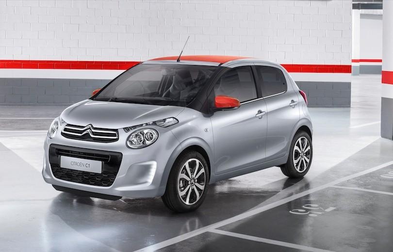Ny Citroën C1
