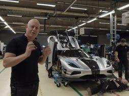 Christian von Koenigsegg forklarer One:1