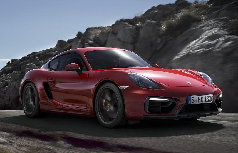 Porsche med 1.6 liters motor…