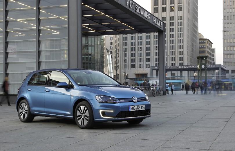 Volkswagen introducerer elektrisk Golf